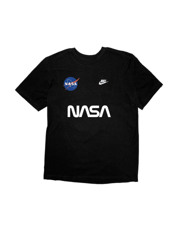 "Fall19 Nike ""NASA"" Custom Tees in Black"