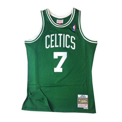 b837dc0a4714 Mitchell   Ness Boston Celtics 1990-91 Dee Brown Swingman Jersey