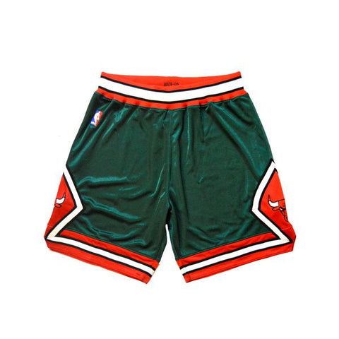 Mitchell & Ness 2008-09 Authentic Chicago Bulls Shorts