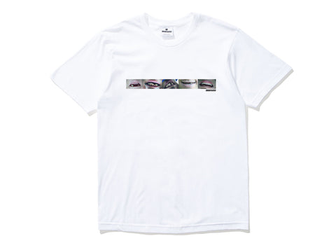 Undefeated Busted Tee In White