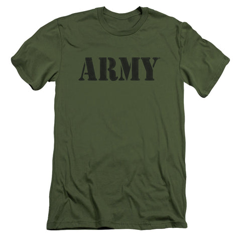 Army - Army Short Sleeve Adult 30/1