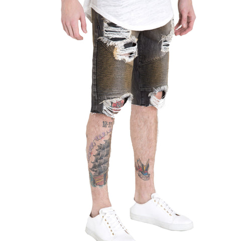 Embellish NYC Cooke Shorts In Black
