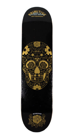 PAUL RODRIGUEZ VICTORY DECK BLACK GOLD
