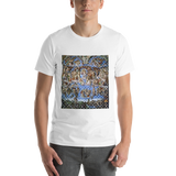 "Limited ""LV x DaVinci"" Sistine Concept Tee (Available in Black & White)"