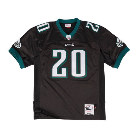 Mitchell & Ness Brian Dawkins 2003 Authentic Jersey Philadelphia Eagles Black