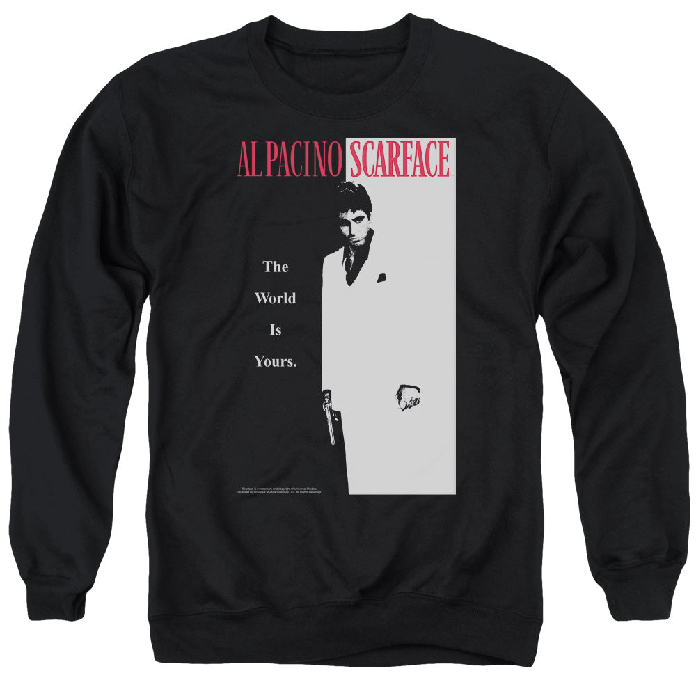 Scarface - Classic Adult Crewneck Sweatshirt