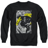 King Kong - Crushing Poster Adult Crewneck Sweatshirt