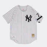 Mitchell & Ness Mariano Rivera 1995 Authentic Jersey New York Yankees