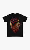 """ZIG ZAG"" Big Head Tee Shirt"