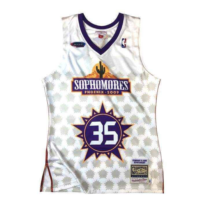 Mitchell & Ness 2009 Sophmore Team Kevin Durant Authentic Jersey