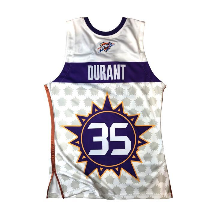 the best attitude 0394d adcda Mitchell & Ness 2009 Sophmore Team Kevin Durant Authentic Jersey