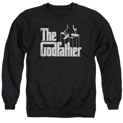 Godfather - Logo Adult Crewneck Sweatshirt