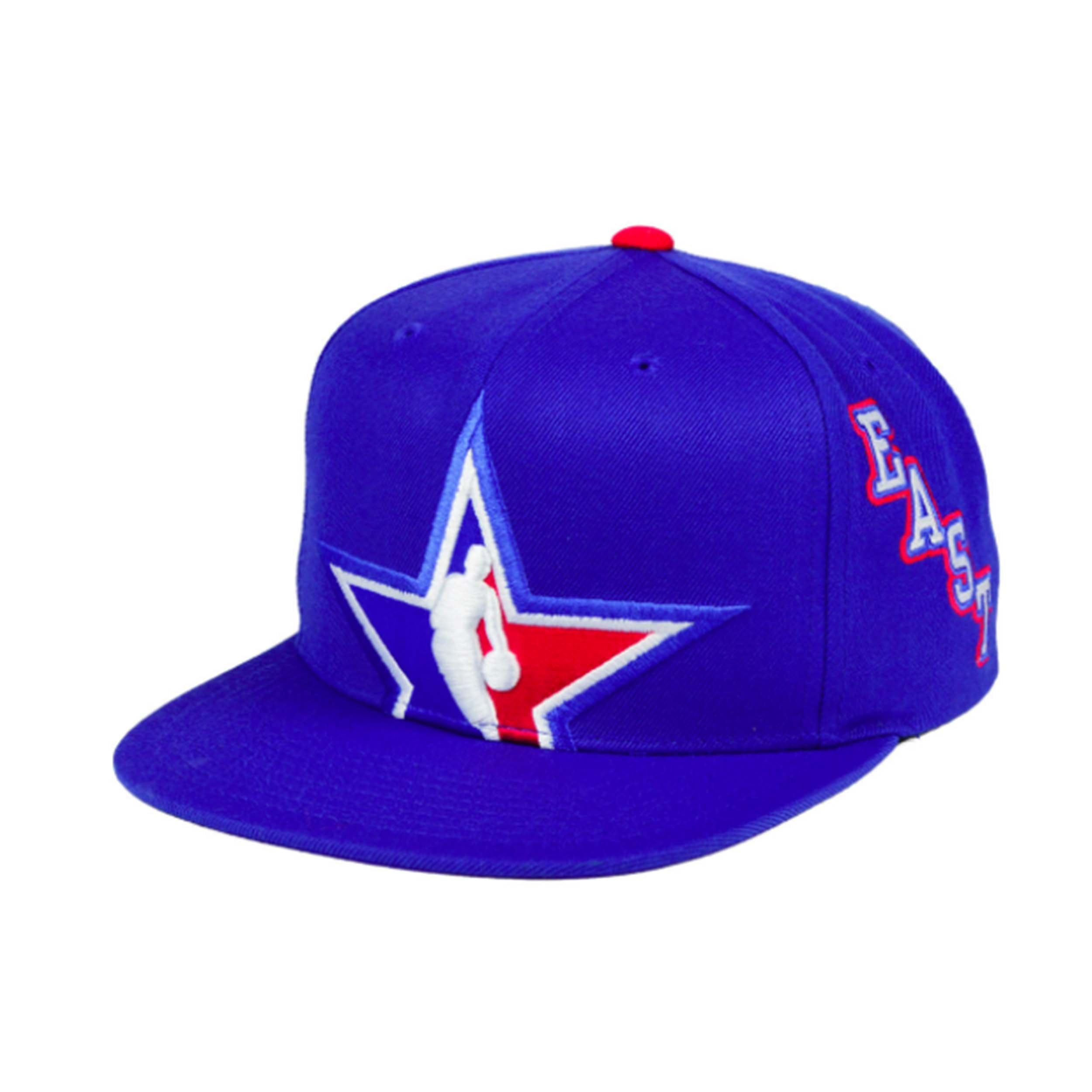 df01ded38d2 Mitchell   Ness NBA All Star Collection Cropped Eastern Snapback Cap