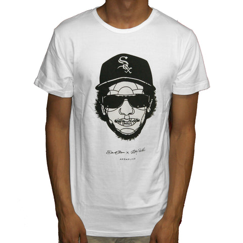 Akomplice Eazy Does It Tee In White