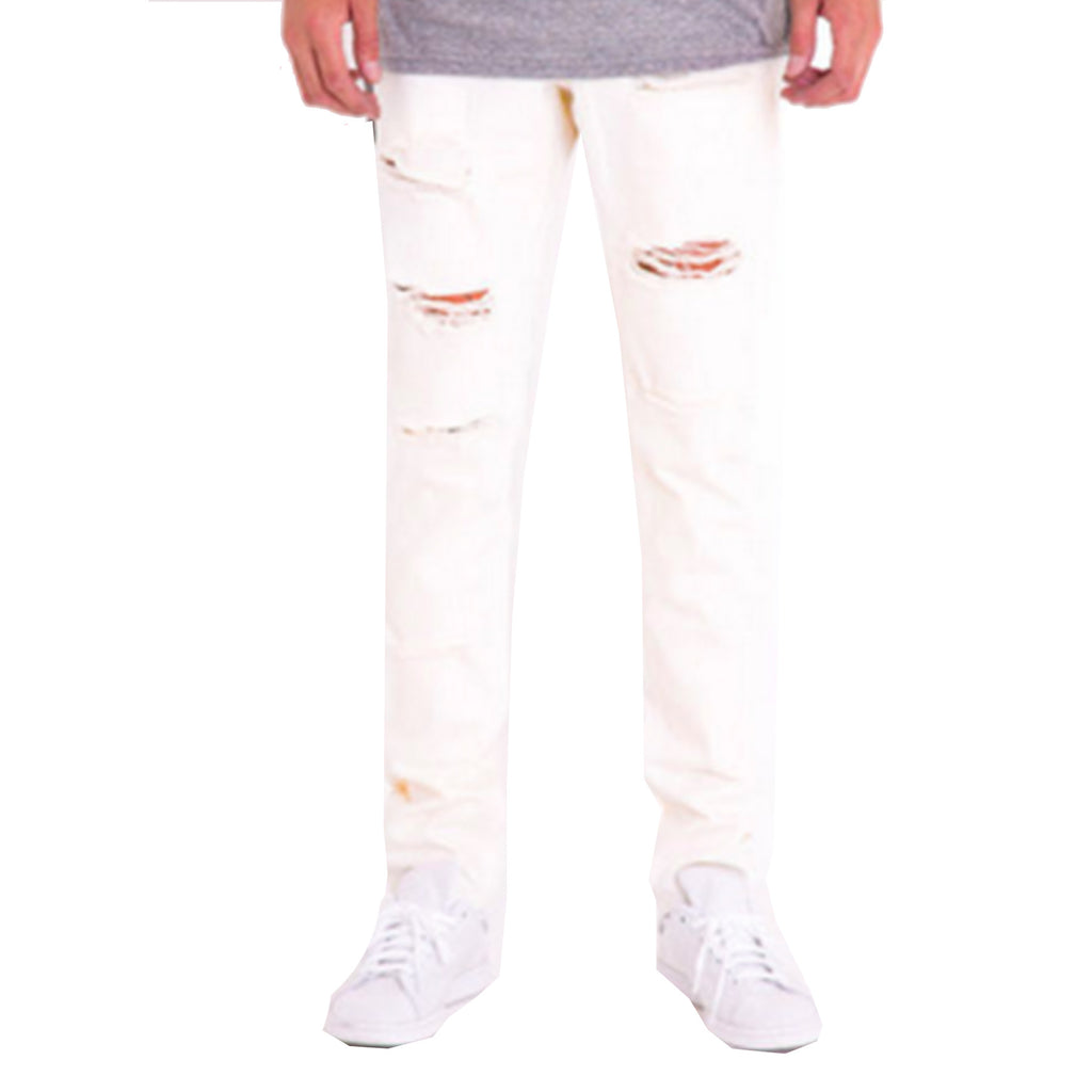 Ewing Denim Jeans in White