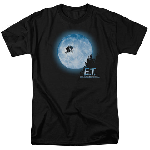 Et - Moon Scene Short Sleeve Adult 18/1