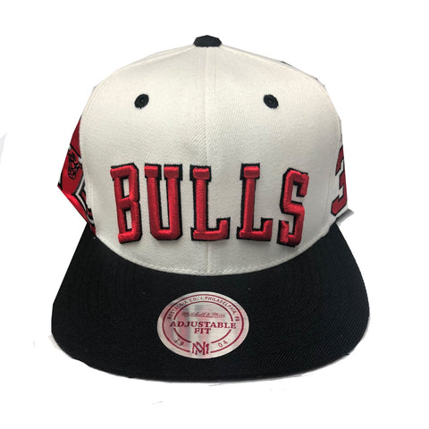 Mitchell & Ness Chicago Bulls Scottie Pippen Snapback