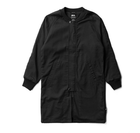 Publish Gavyn Woven Jacket In Black