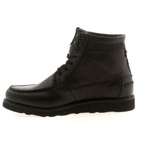 GI BOOTS IN BLACK