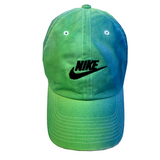 "Nike ""SLIME x OCEAN"" Custom Washed Dad Cap"