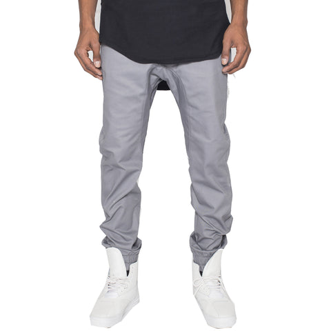 The Basic Grey Marathon Jogger Pants