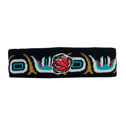 Mitchell & Ness Vancouver Grizzlies Jacquard Team Headband