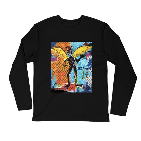 "LV x JMB ""Angel"" Concept L/S Tee (Available in Black & White)"