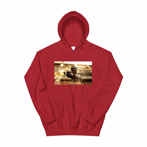 """LIL ZE"" Pullover Hoodies (VARIOUS COLORS)"
