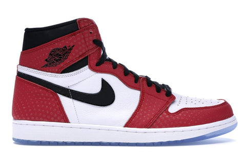Jordan Retro 1 High Spider-Man Origin Story