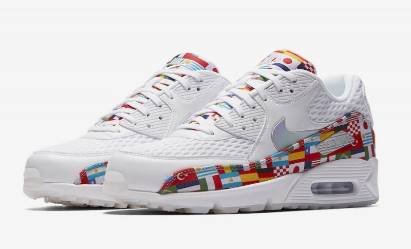 db1740172fb270 Nike Air Max 90 One World