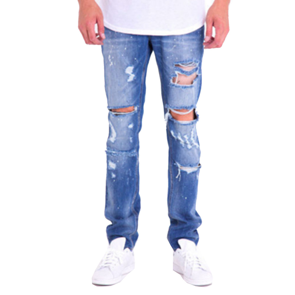 Irving Denim Jeans in Blue