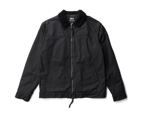 Publish Japhy Woven Jacket In Black
