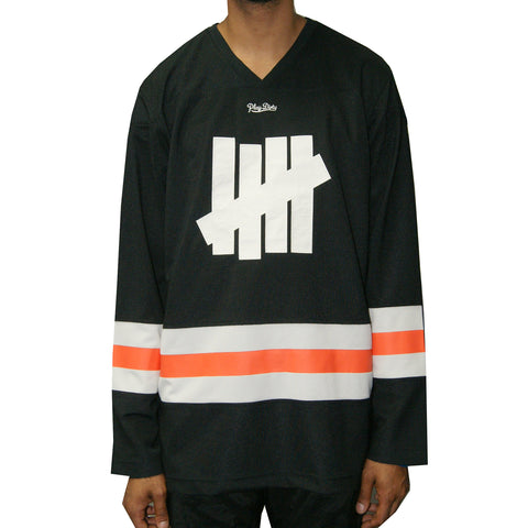 Undefeated Shultz L/S Jersey In Black
