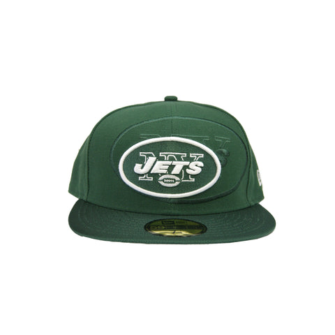 New Era NFL16 ONF SL 5950 New York Jets Fitted In Green