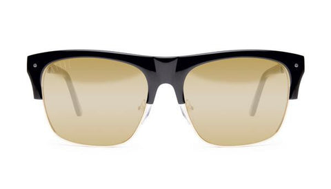 9FIve J's Black & Gold W/ Gold Lens