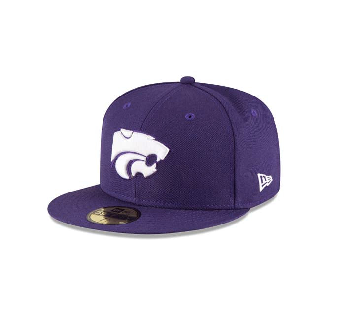 New Era Kansas State Wildcats 59FIFTY Fitted Cap