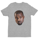 "BIG HEAD ""YEEZY"" TEE SHIRT (VARIOUS COLORS)"