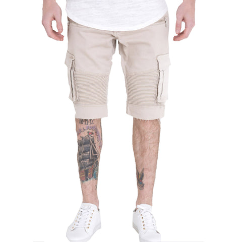 Embellish NYC Hendrix Shorts In Khaki