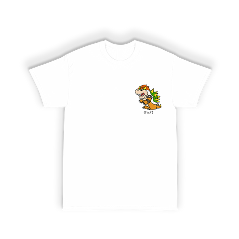 King Tee Shirt in White
