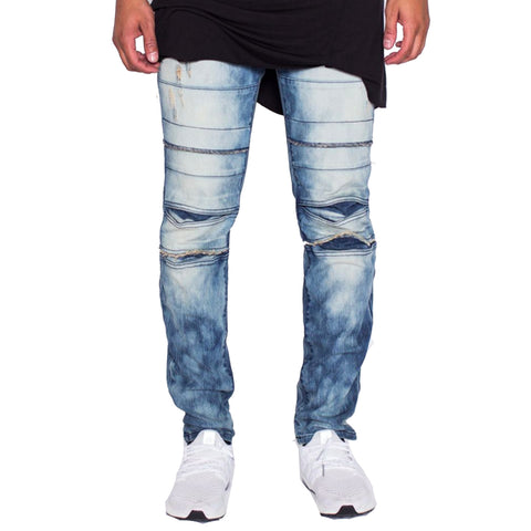 The Dorado Lance Jeans In Blue