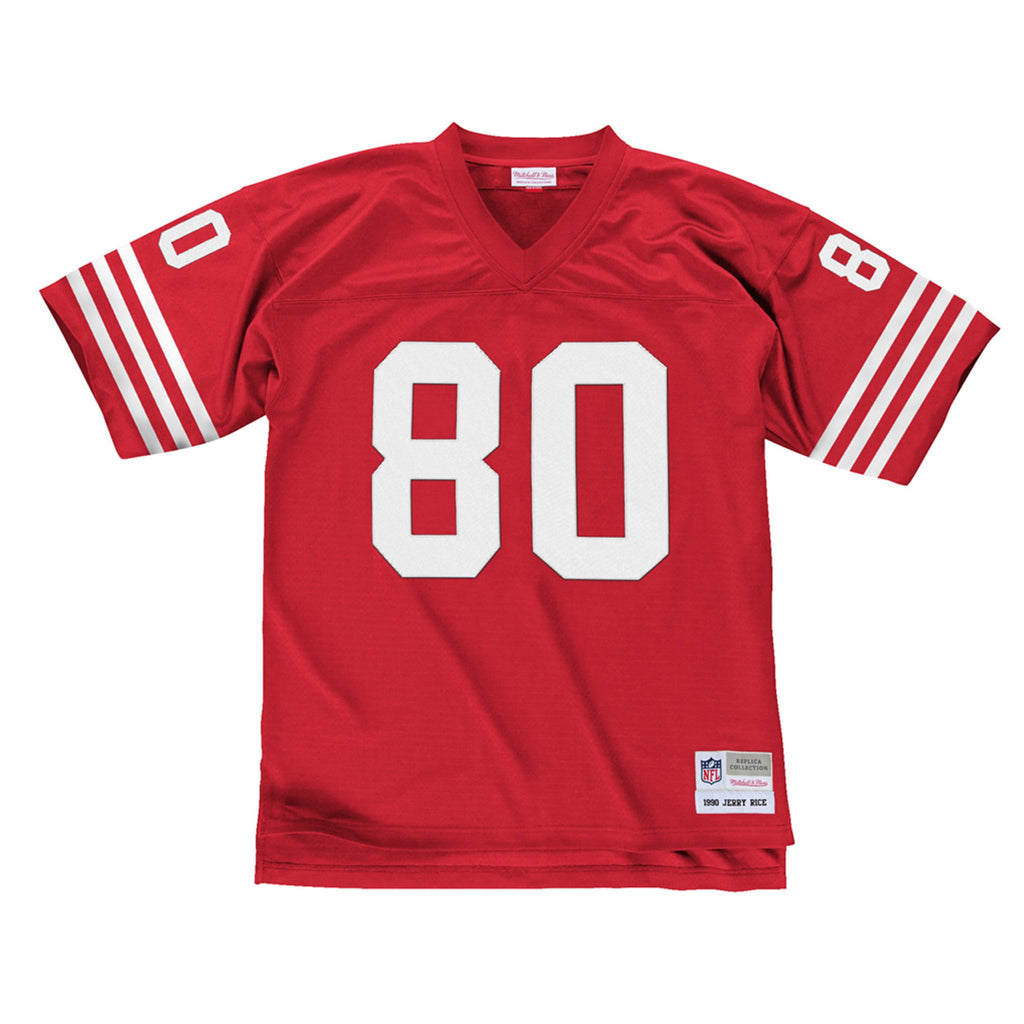 Jerry Rice 1990 Replica Jersey SF 49ers