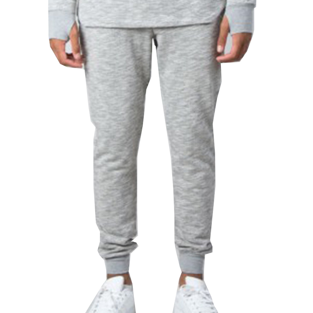 Kings Apparel Marshall Sweatpants In Grey Heather