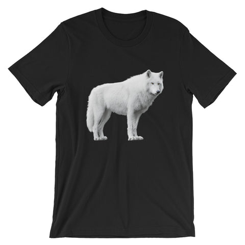 Wolf Tee Shirt (Various Colors)