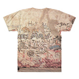 Playground All-Over Printed T-Shirt
