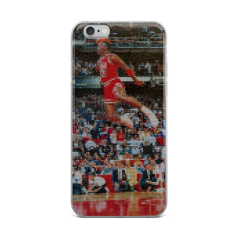 """Invader"" 1988 Slam Dunk iPhone Cases"
