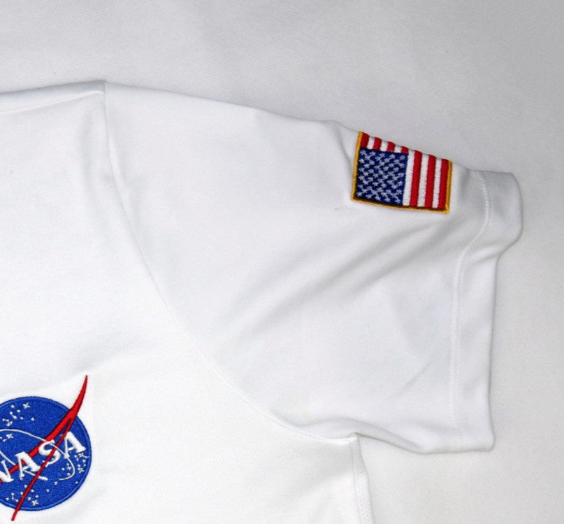 Nike X NASA Custom Soccer Jerseys in White 71b45b26d4c0