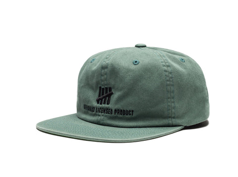 Undefeated Official Strapback In Green