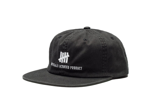 Undefeated Official Strapback In Black