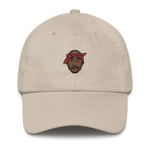 """PAC"" Strapback Dad Caps (Various Colors)"