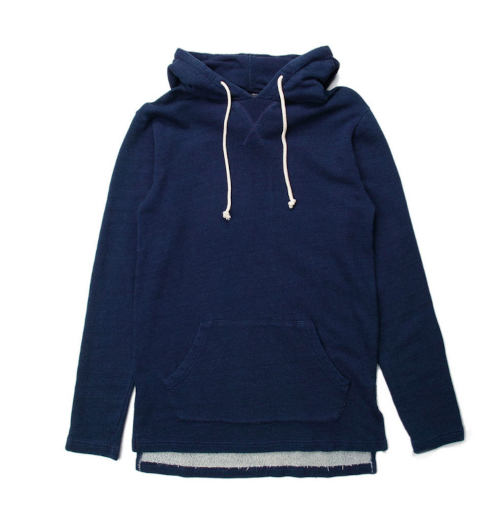 Publish Index Palo Hoodie In Dark Indigo
